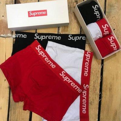 Трусы в подарочном наборе из 3 шт Supreme