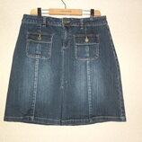 Юбка джинсовая женская,размер евро 12 46-48 размер от Tu