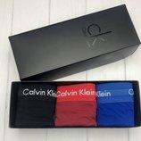 Трусы в подарочном наборе из 3 шт Calvin Klein