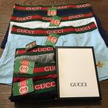 Трусы в подарочном наборе из 3 шт Gucci