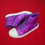 Кеды ботинки Clarks 37 размер 24 см