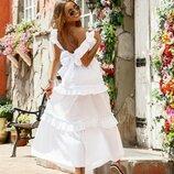 Шикарное платье 2 цвета 42-46 размеры