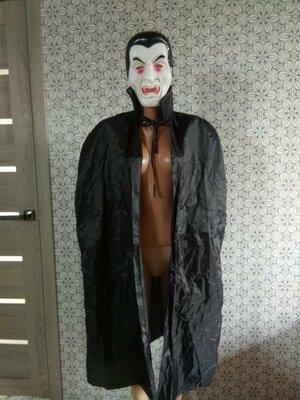Карнавальный костюм вампир граф Дракула на взрослого универсальный размер
