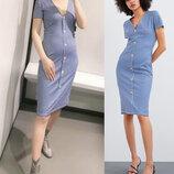 Платье в клеточку от Zara р.S
