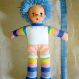 Винтажная кукла Барбарик