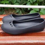 Кроксы crocs 4 по стельке 20, 5 cм 32 р.
