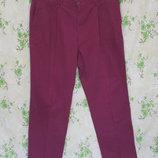 Стильные брюки/штаны коттон/батал пояс с утяжкой