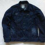 Пиджак,куртка джинсовая G-Star Raw original