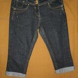Бриджи джинсовые супер скинни,размер евро 14 48 размер от Select