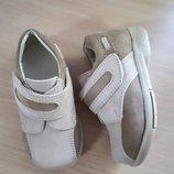 Кожаные кроссовки, туфли, ботиночки Берегиня 21- 25р