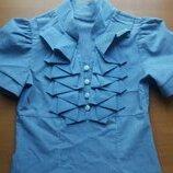 Блузка в школу.