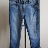 Укороченные джинсы Morgan, подарю при покупке любой вещи