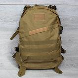 Прочный мужской военный рюкзак 50420