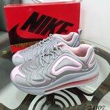 Женские кроссовки Nike Air Max текстиль