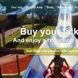 Бумажный купон на скидку 10 евро в аквапарк Marineland Испания Каталонья