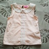 Красивенная футболка блузка р. 98-104 lc waikiki