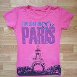 Фирменная футболка на р.146-152