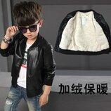 Новиночки Детская куртка- деми, размеры 80- 150