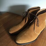 Ботинки Pakeman Catto & Carter р-р. 43-й 28 см Англия