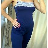 Домашний трикотажный костюмчик / пижама Giulia