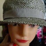Шляпа соломка. Accessorize