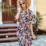 Милое, нежное летнее платье