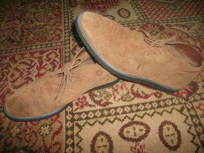 ботинки бренд кожа