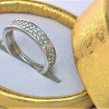 Кольцо перстень серебро 925 проба 2.36 грамма размер 16.5