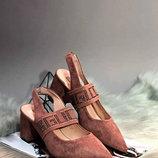 Супер Мода Года Эксклюзивная Модель Туфли Босоножки NUDE Пудра
