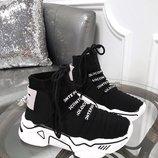 Женские кроссовки высокие Conte Paolo
