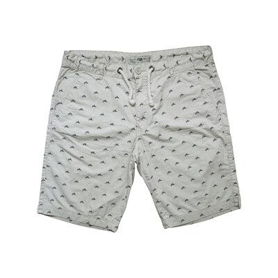 Мужские шорты бежевые в узор FSBN L XL