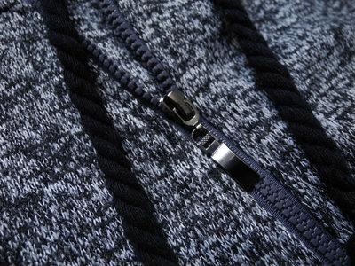Мужская кофта меланж теплая с капюшоном Goom Da Zoom XXL L