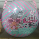 Игровой набор с куклой Lol Лол L.o.l Surprise Ooh La La Baby Surprise Принцесса Китти 562474