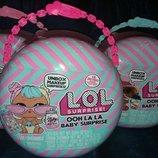 Игровой набор с куклой Lol Лол L.o.l Surprise Ooh La La Baby Surprise Беби Бон-Бон 562498