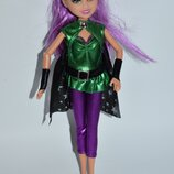 кукла с разноцветными волосами в костюме барби сша оригинал винтаж