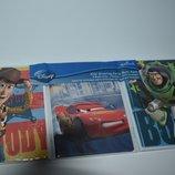 новый набор открыток 9 шт Disney hallmark с Вуди, молнией маквин и базз лайтером оригинал