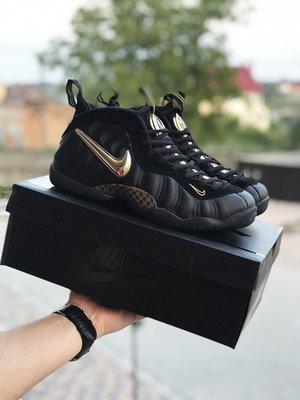 Кроссовки мужские Nike Air Foamposite Pro black 8137