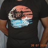 Стильная фирменная футболка C&A.Германия .м-л