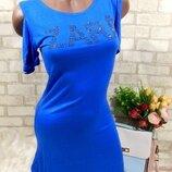 Платье нарядное р.С-М