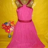 Очень красивое женское нарядное платье грудь 43-44 см Wallis Воллис рр 12