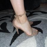 Zara,классные босоножки 38р,