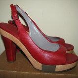 Босоножки сандалии нові брендові ECCO Оригінал р.39 стелька 25,5 см