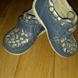 Демисезонные туфли, туфельки, мокасины унисекс