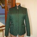 Куртка цвета хаки, стеганная р.8 sfera