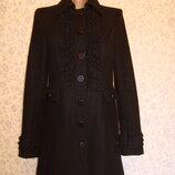 Пальто шерстяное размер XS-S Vila