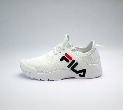 Кроссовки Fila Mind Zero White белые