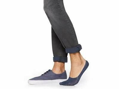 літні легкі шкарпетки сліди Livergy 39/42 та 43-46 нові в коробці
