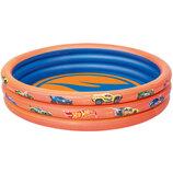 Детский надувной бассейн Hot Wheels Bestway 93403 размер 122х25см