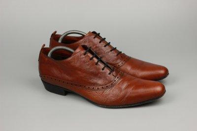 Люкс Итальянские кожаные туфли