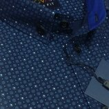 Рубашка INGVAR синяя рост 116 - 182